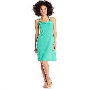 Prana Quinn Dress -Green- Size Medium